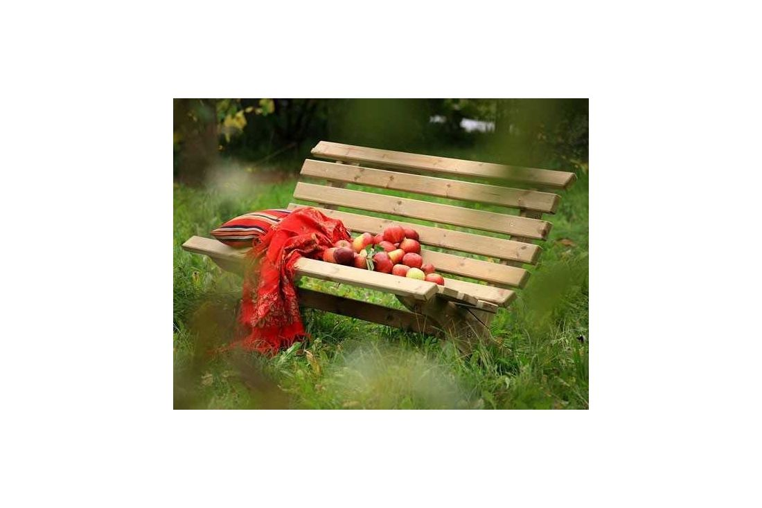 benches fsc garden benches lilly bench 180cm. Black Bedroom Furniture Sets. Home Design Ideas