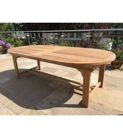 Chunky 240cm to 300cm ext table