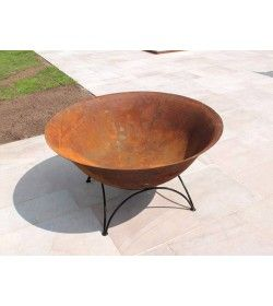 Cast Iron Fire Bowl 80cm