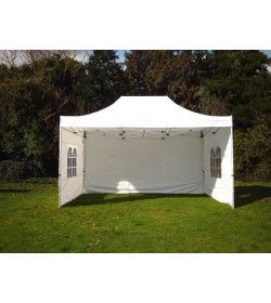 Pop up gazebo 450 x 300cm