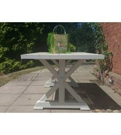 Retro Dining Table 230cm