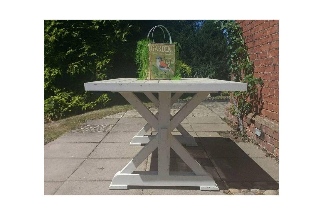 Retro Dining Table 230cm
