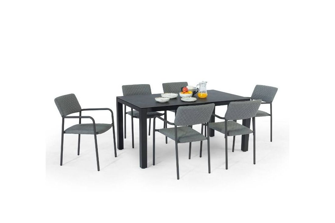 Bliss 6 Seat Rectangular