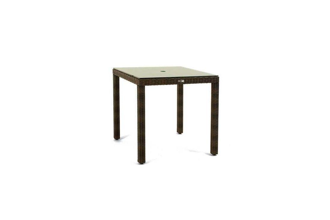 Panama 80 x 80 cm square table