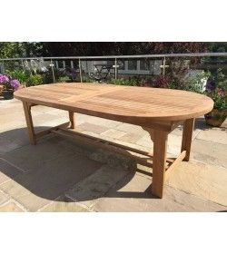 Chunky 180cm to 240cm ext table