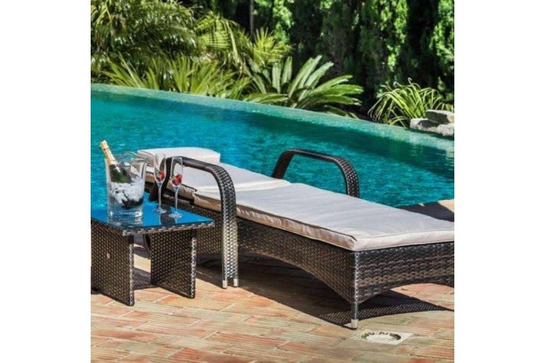 Florida Sun lounger Set