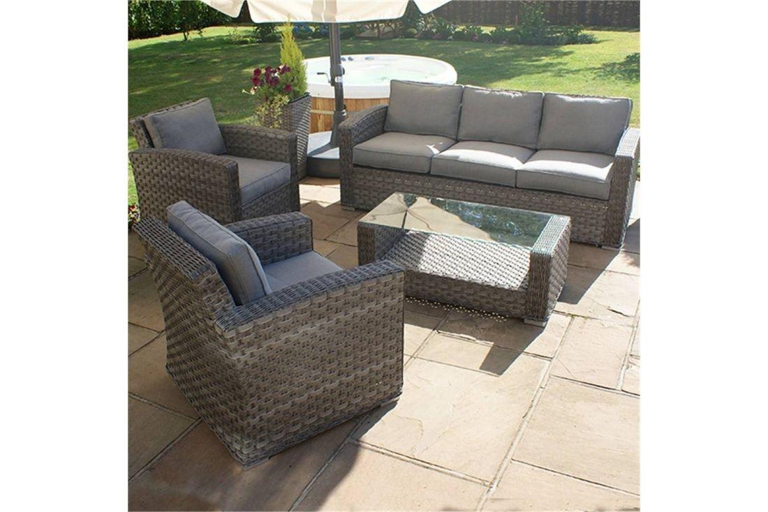 Victoria 3 Seater Sofa Set