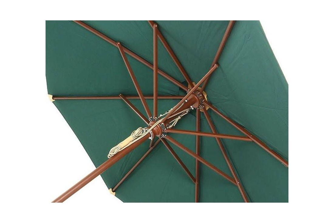 Emerald parasol - 300cm diameter