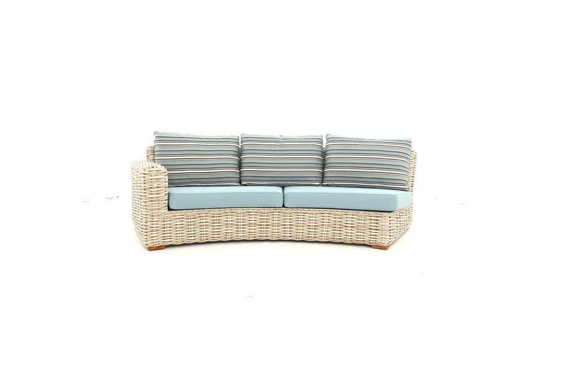 Fiji modular Curved Sofa