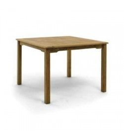 Paradise FSC teak 90cm sq meal table