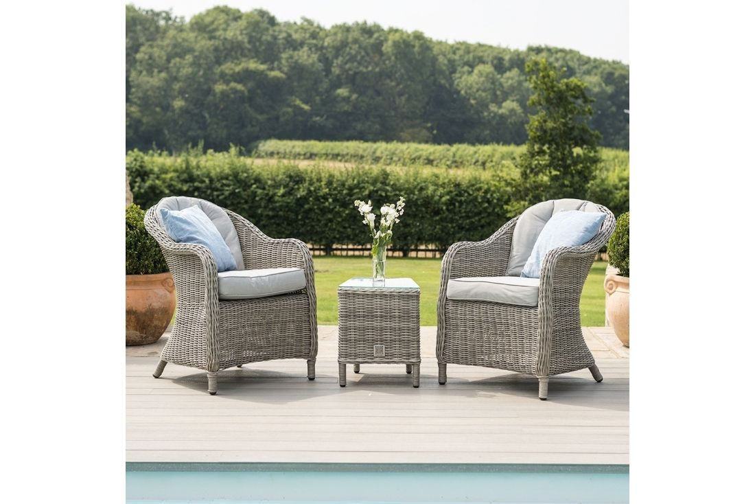 OXFORD 3 PIECE LOUNGE SET