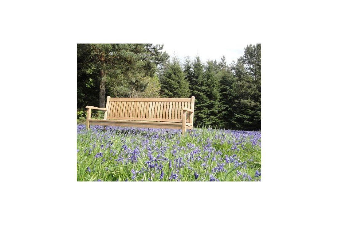 Westminster garden bench 1.8m