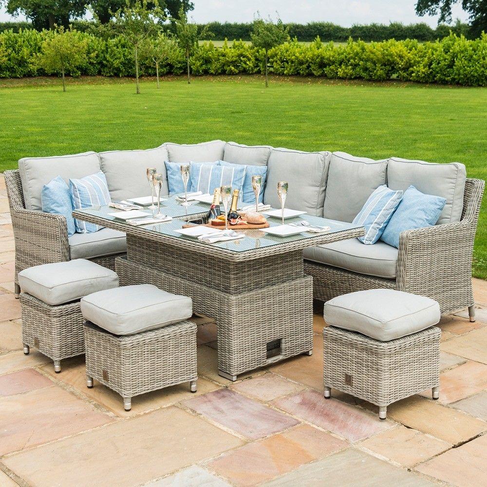 Peachy Oxford Venice Corner Sofa Dining Set With Ice Cjindustries Chair Design For Home Cjindustriesco