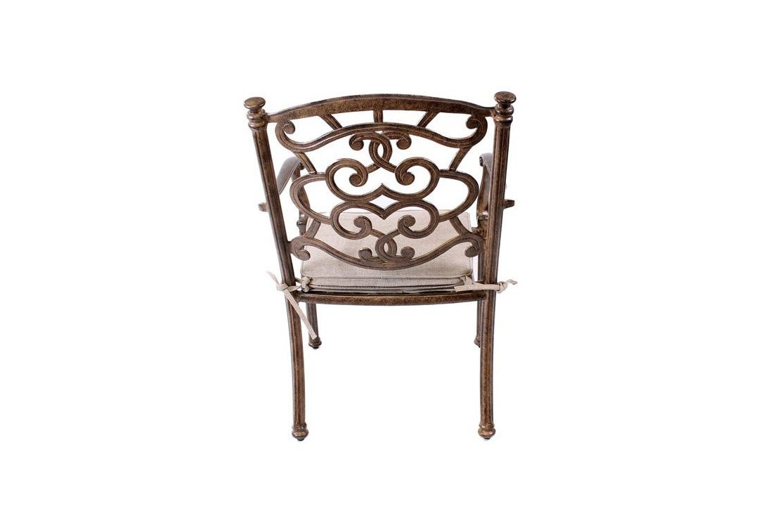 Casino 8 Medium table chairs set