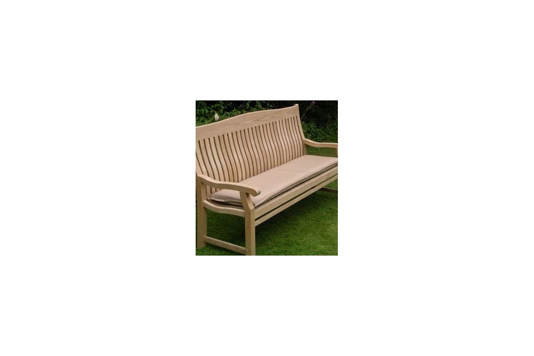 Outdoor Cushion For 180cm Bench - Bedrock