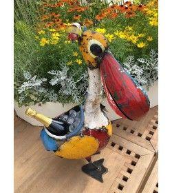 Pete The Pelican Drinks Tub