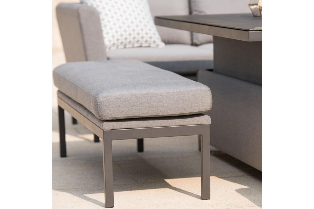 Pulse Corner Dining Set - With Rising Table