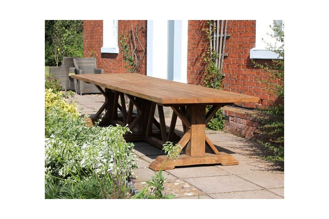 Valencia Dinning Table 4m x 1.1m