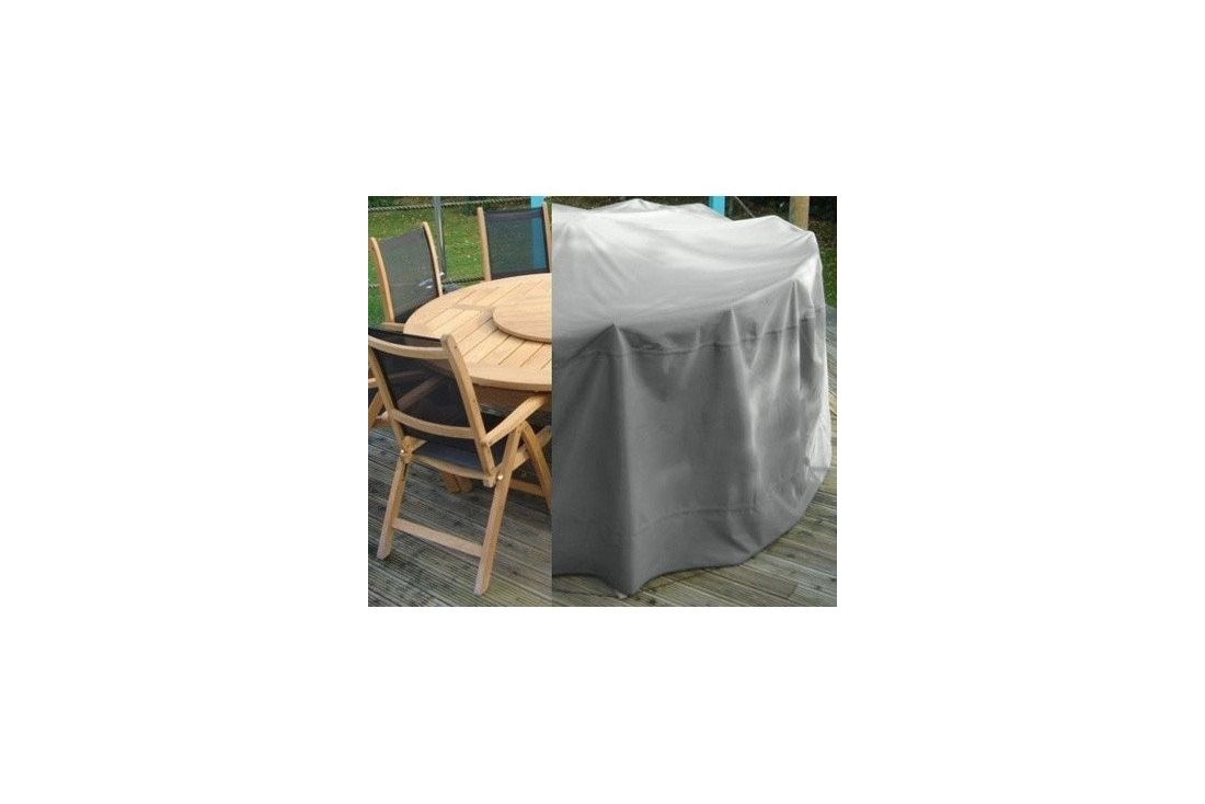 Garden furniture cover - Small round suite table & chairs