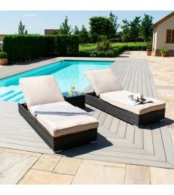 Orlando Sun Lounger set