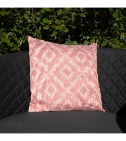 Scatter Cushions x 2  Santorini Red