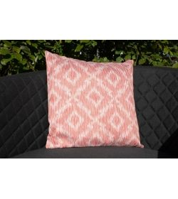 4 Scatter Cushions  Santorini Red