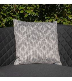 Scatter Cushions x 2 Santorini Grey