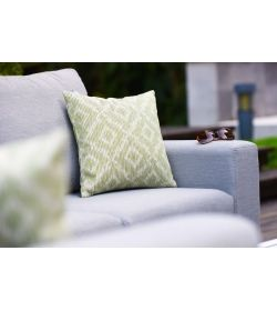 Scatter Cushions x 2  Santorini Green