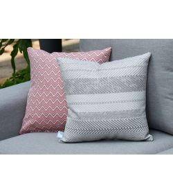 4 Scatter Cushions Bora Bora Grey