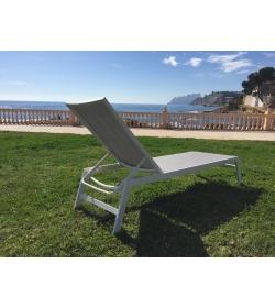 Vigo 2 Sun loungers
