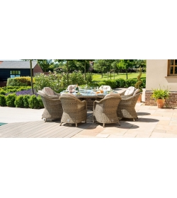 Winchester Heritage 8 Seat Fire Pit