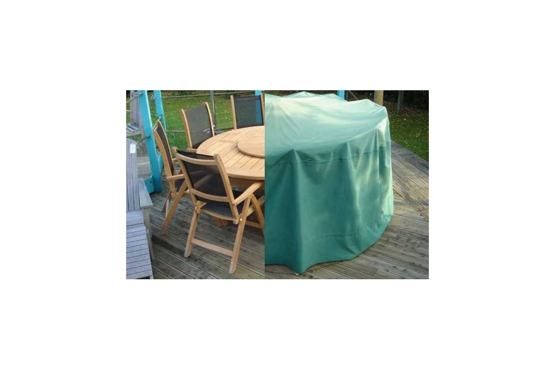 Garden Furniture Cover Small Round Suite Table Chairs