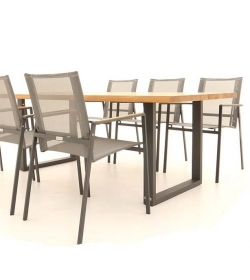 Edge Marbella Dining Set | FSC® Certified