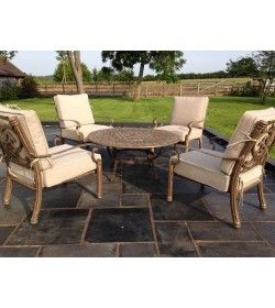 Ex display Dynasty fire pit set