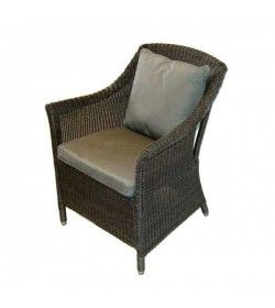 Eco Loom Arm Chair - Charcoal