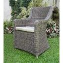 Seville armchair summergrass