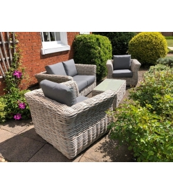 Fiji Wave 2 Seater Sofa Suite