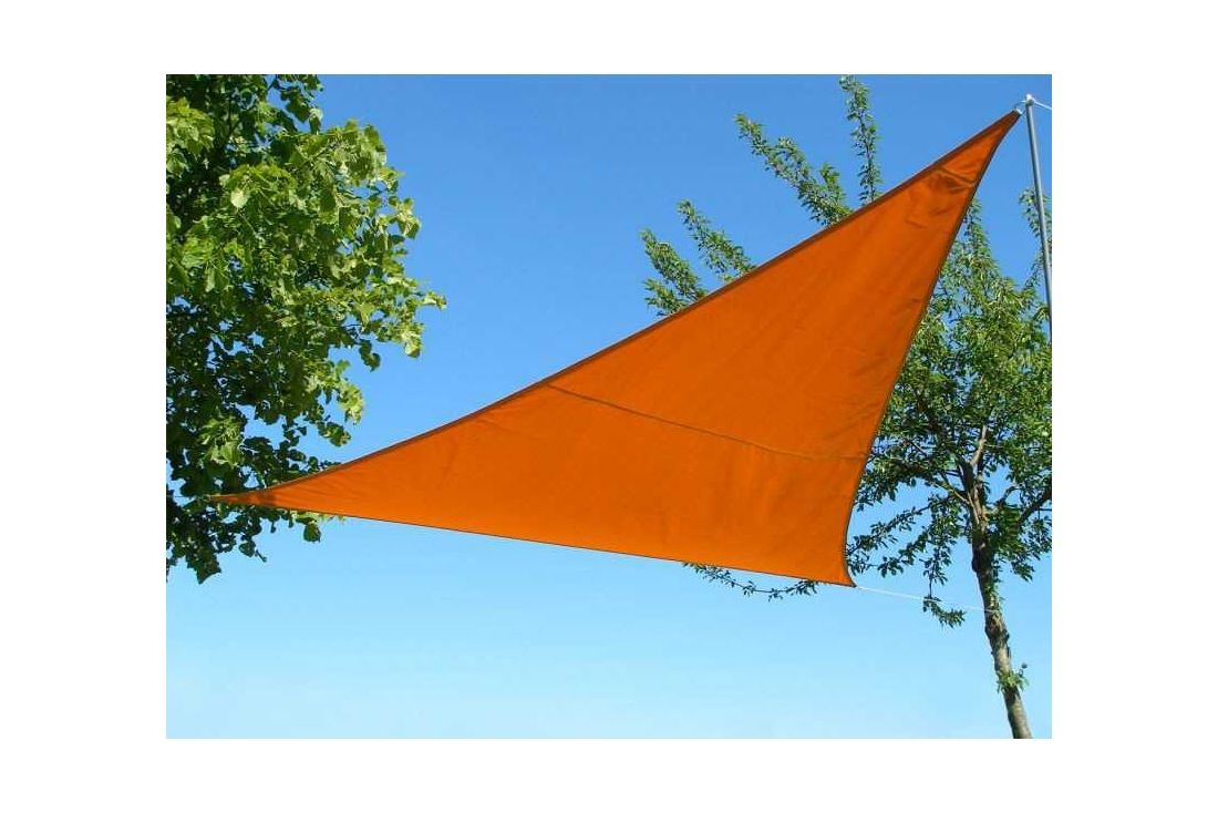 Shade Sail 5.0m Triangular WP