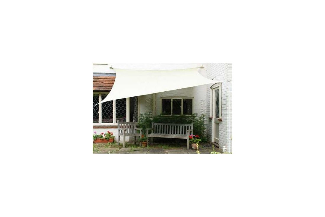 Shade Sail 3.0m x 2.0m Rectangular WP