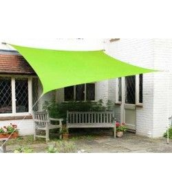 Shade sail 4.0m x 3.0m Rectangular WP