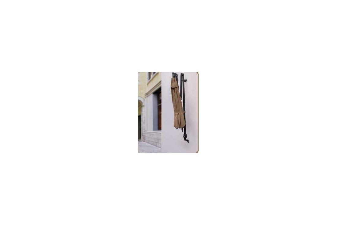 Turino wall parasol X 6
