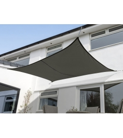 Shade Sail Lux 4.0 x 3.0m Rectangle Breathable