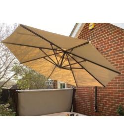 Turino wall parasol X 2