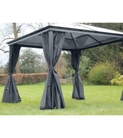 Four Seasons Gazebo 3mx4.3m