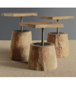Penta Nesting Table