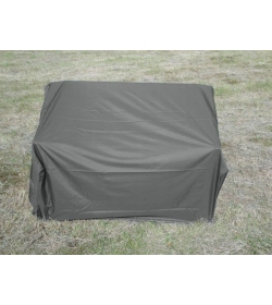 Garden furniture cover - 120cm bench