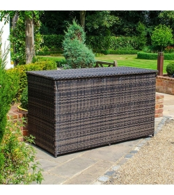 Rattan Cushion box