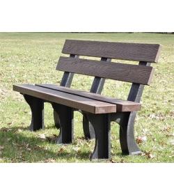 Eco park bench 1.8m