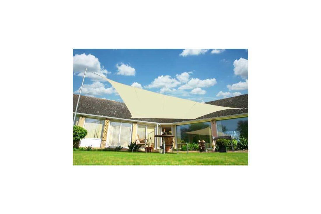 Shade Sail Lux 3.0m Square Breathable