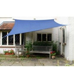 Shade Sail Lux 3.6m Square Breathable